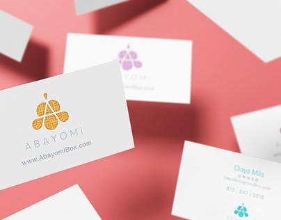 Abayomi - Logo & Business Card