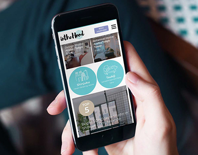 in the Hood – Responsive Website Design