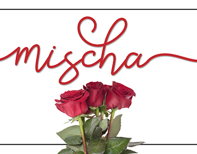 Mischs Font Script