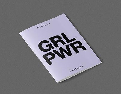 Michela Nosiglia - GRL PWR