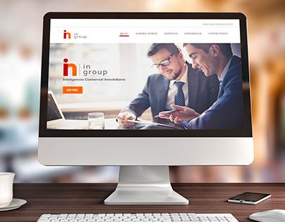 Página Web InGroup