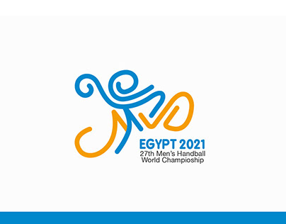 Logos For Egypt 2021 Men's Handball unofficial
