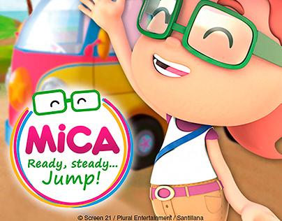 "2D Artist - MICA ""Ready, steady... jump!"""