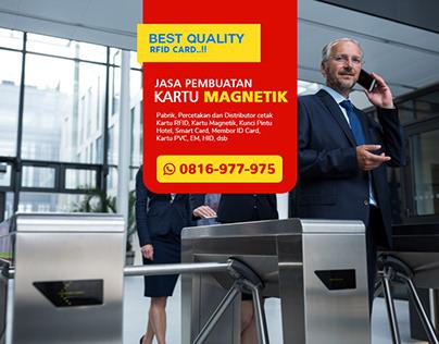 BEST QUALITY!! WA 0816-977-975 - Jual Kartu Magnetic St