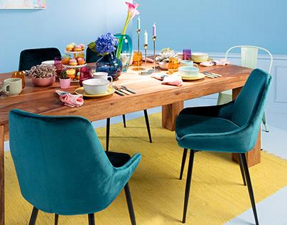 Wayfair - Set Design & Interior Styling