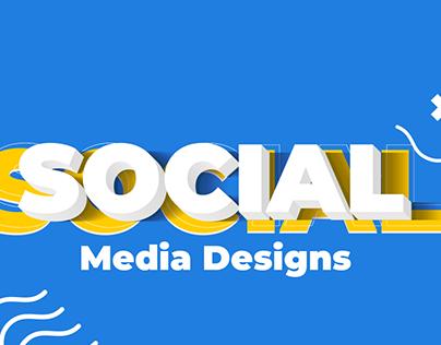 Wajeeh App - Social Media Designs