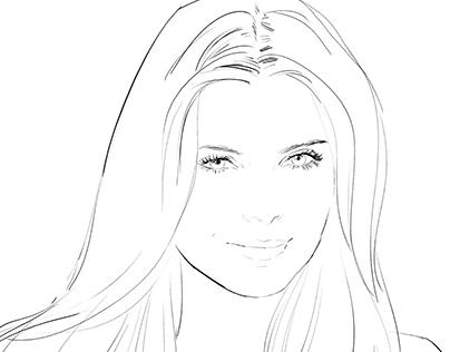 Sophia Thomalla for Lidl - Esmara