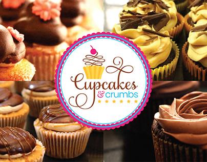 Cupcakes & Crumbs | Branding & Packaging