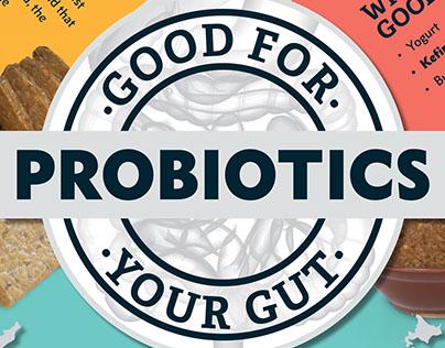 Poster Design • Probiotics
