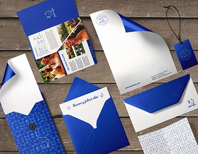 Pangú Foods Branding & Packaging