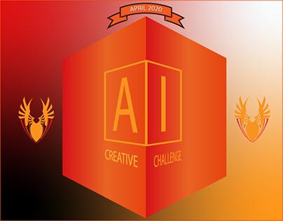 Ai Daily Creative Challenge, April 2020
