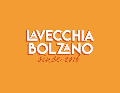 LOGO DESIGN - LA VECCHIA BOLZANO