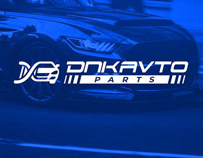 Logo DNK Avto Parts