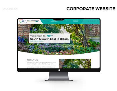 Corporate Website - UI/UX Design