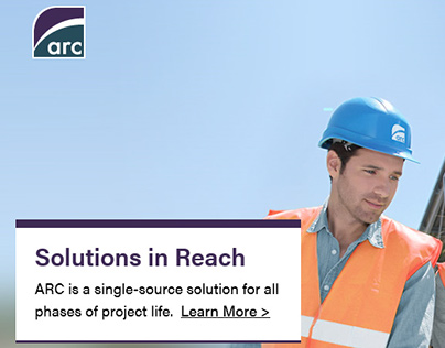 ARC Logistics Website