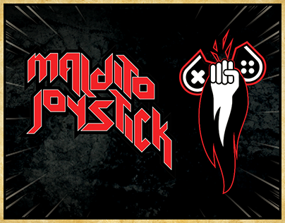 Maldito Joystick | Brand