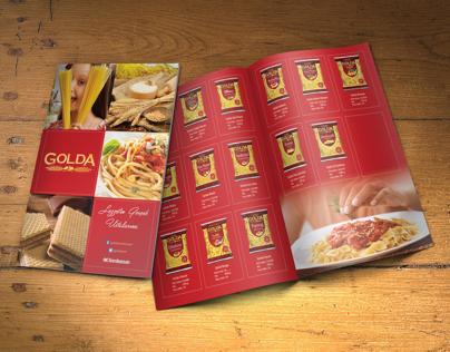 Golda Makarna Katalog
