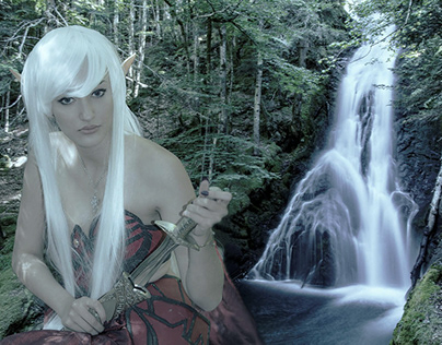 TALE OF A FOREST ELF