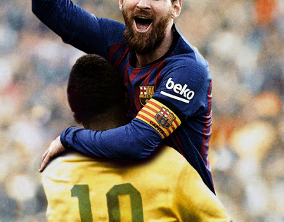 Messi and Pele