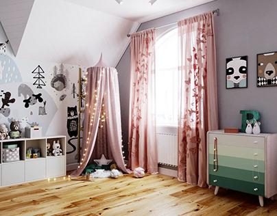 Magic childroom