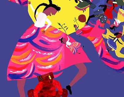 Carnaval en el Altiplano