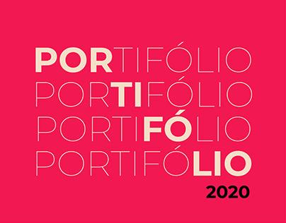 Portifólio 2020