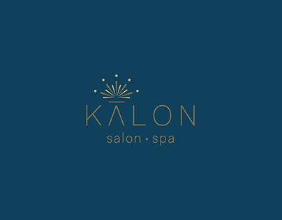 Kalon Salon and Spa Branding