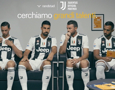Randstad & Juventus | Recruitment