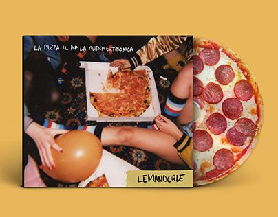 Lemandorle, Official album cover