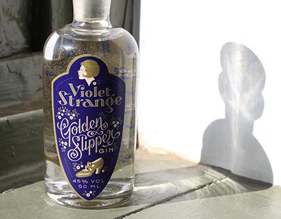 Violet Strange: Golden Slipper Gin