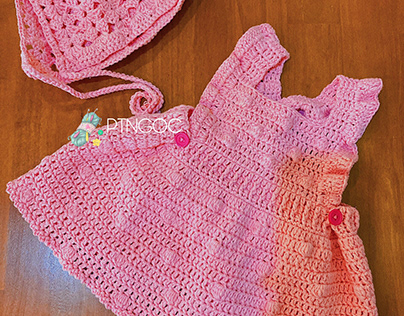 crochet - dress