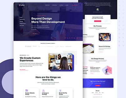 Website Service Page