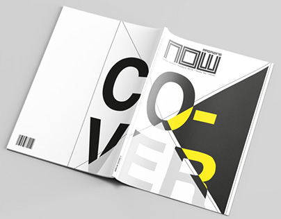 NOW | Magazine Design Layout