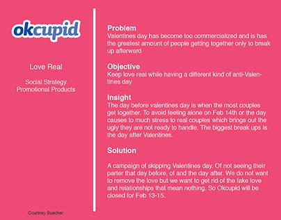Okcupid Ad Campaign