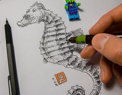 Sketchbook DEC'16 – JAN'17
