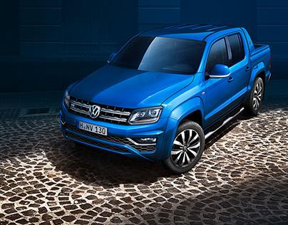 Volkswagen - The new Amarok - CGI