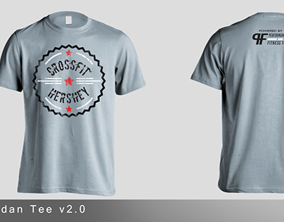 Crossfit Hershey Shirt Designs