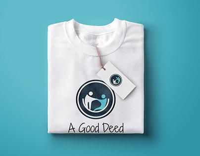 A Good Deed Brand Identity