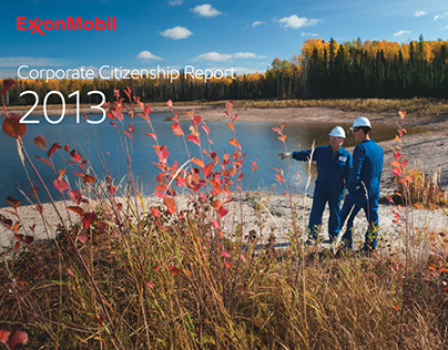 ExxonMobil: 2013 Corporate Citizenship Report