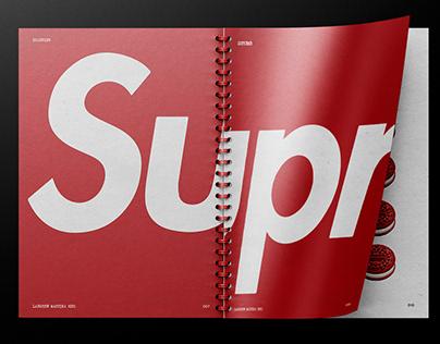 Supreme Brand Guide // 2021