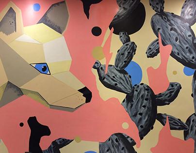 MQ+ Mural