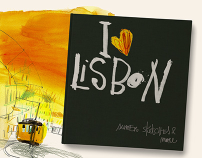 #Ilovelisbon summer sketches & more