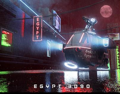 egypt 3090 ( cyberpunk )