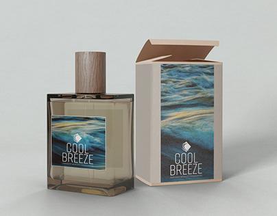 Cool Breeze Packaging Design