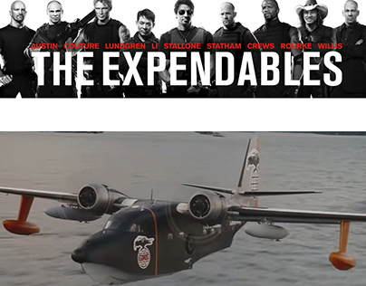 The Expendables - Graphics