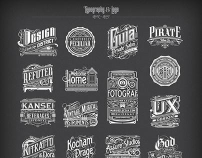 Typography | Logo 2012-2015
