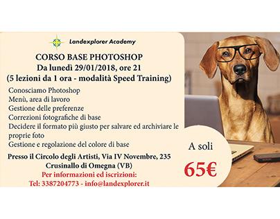 Flyer Photoshop Course