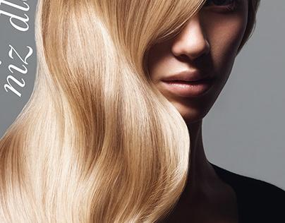 Elle Serbia - Golden Hair