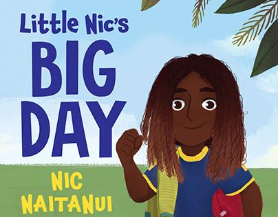 Little Nic's Big Day