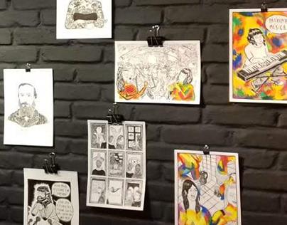 Exposição | 9ª Arte Galeria